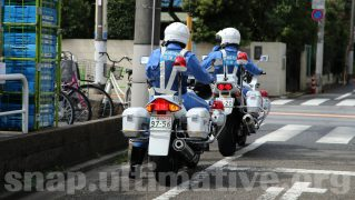 police-motorcycle